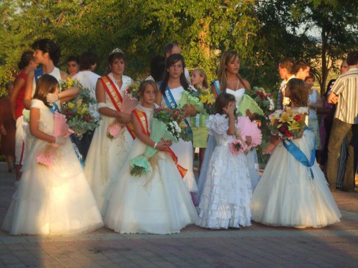 Damas Fiestas Villar de Olalla